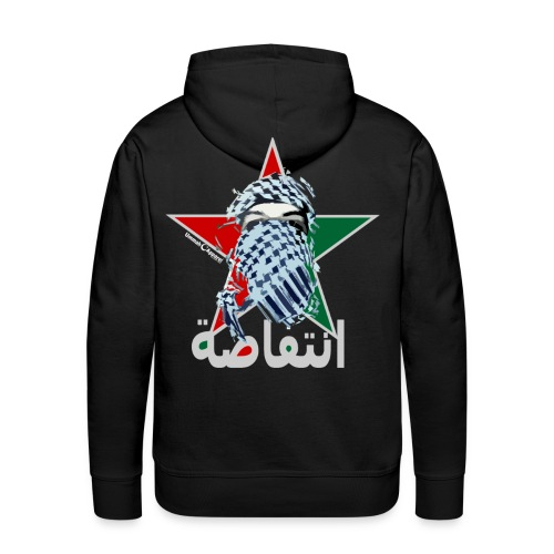 Intifada Star - Men's Premium Hoodie
