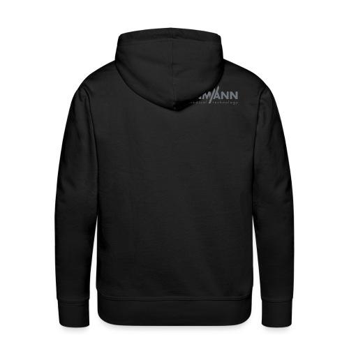Weinmann Emergeny Logo - Männer Premium Hoodie
