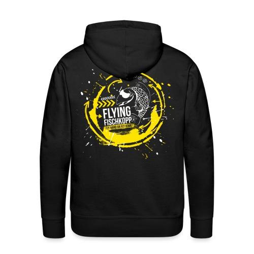 Flying Fischkopp T-Shirt - Männer Premium Hoodie