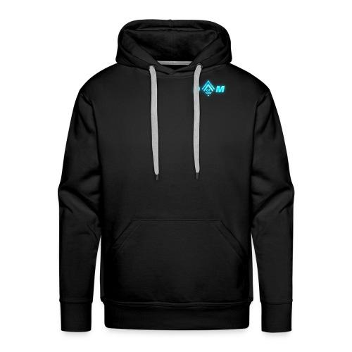 Fertg logo mit schrift png - Männer Premium Hoodie