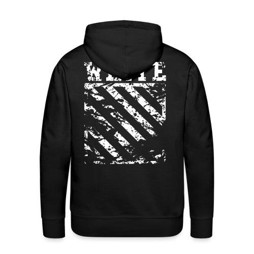 Off-White Streetwear - Herre Premium hættetrøje