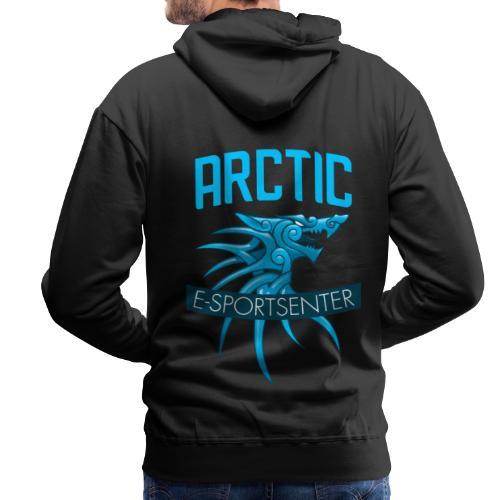 ARCTIC E-SPORTSENTER - Premium hettegenser for menn