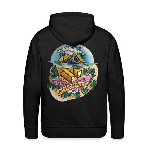 Isle of Atmomatix - Men's Premium Hoodie