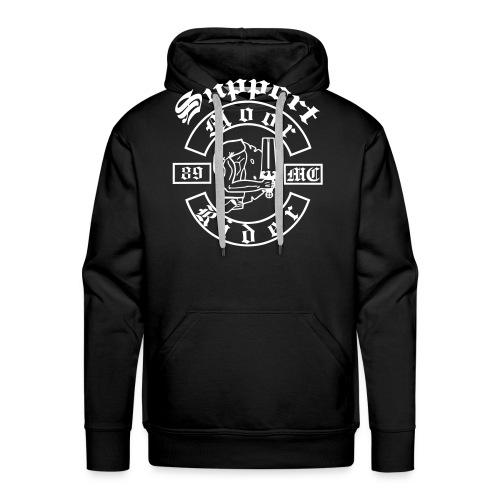 Support_Shirt_Brust - Männer Premium Hoodie