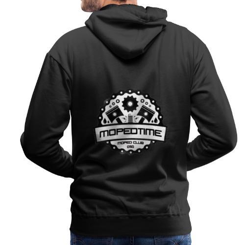 MopedTime - Mannen Premium hoodie