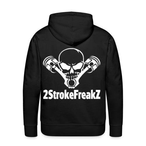 2StrokeFreakZ Logo - Männer Premium Hoodie