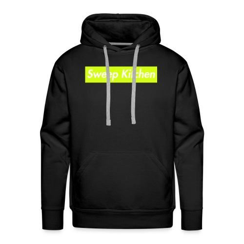 sweep kitchen - Men's Premium Hoodie