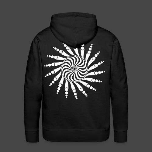 Spiral 23 - Sweat-shirt à capuche Premium pour hommes
