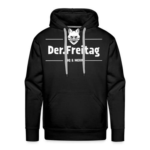 shirt_kopf - Männer Premium Hoodie