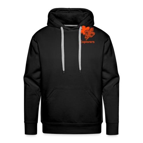 Explorers - Mannen Premium hoodie