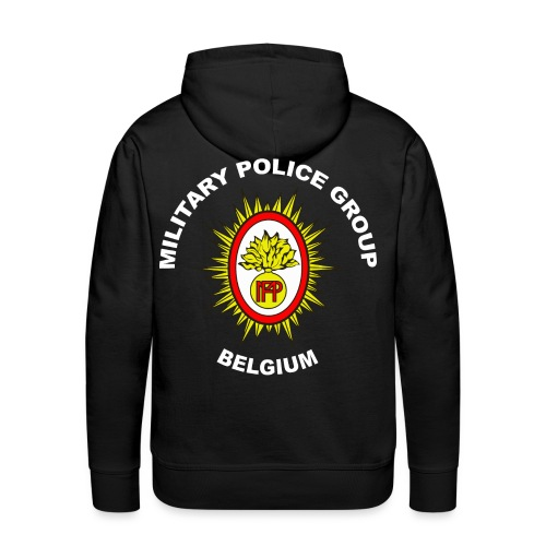 MP Gp - Sweat-shirt à capuche Premium pour hommes