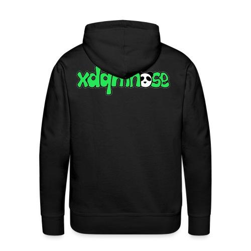 xdqmhose - Männer Premium Hoodie
