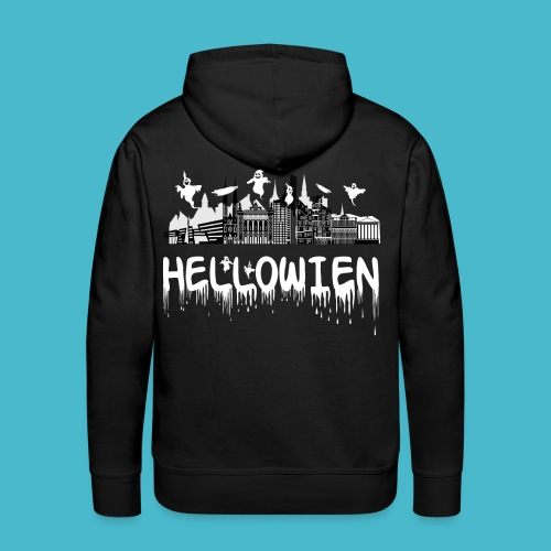 Helloween - Hellowien - Hello Wien - Männer Premium Hoodie