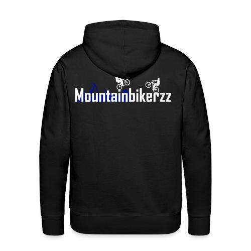 Mountainbikerzz - Männer Premium Hoodie