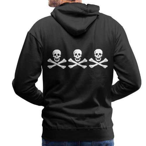Christopher Condent Flag - Sweat-shirt à capuche Premium pour hommes
