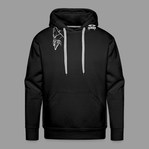 Cat's Jacking - Sweat-shirt à capuche Premium pour hommes
