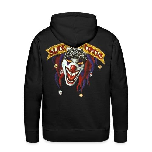 Evil Clown Only! - Männer Premium Hoodie