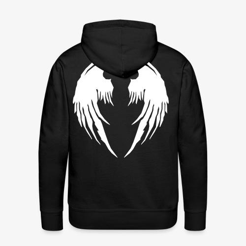 Flügel Wings Engel Fallen Angel 2reborn - Männer Premium Hoodie