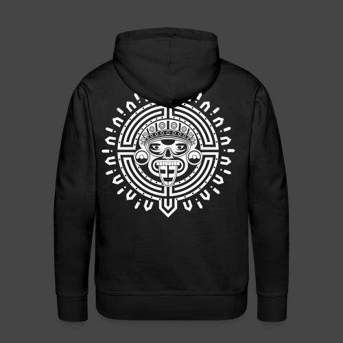 Maya, Inca et Aztec 23 - Sweat-shirt à capuche Premium pour hommes