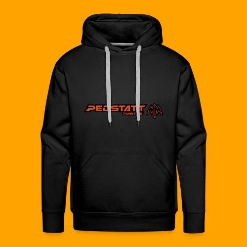 Pedstatt_LogoMashup_006 - Männer Premium Hoodie