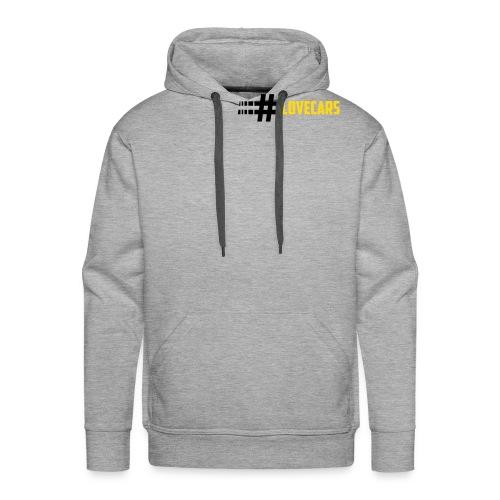 LogoB_black - Männer Premium Hoodie