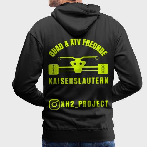 XH2 Project - Männer Premium Hoodie