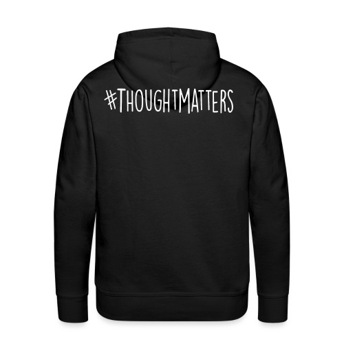Thought Matters - Men's Premium Hoodie