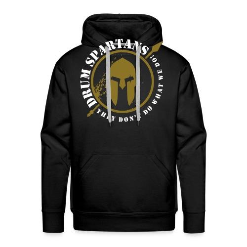 Northern Rock Neville Log - Men's Premium Hoodie