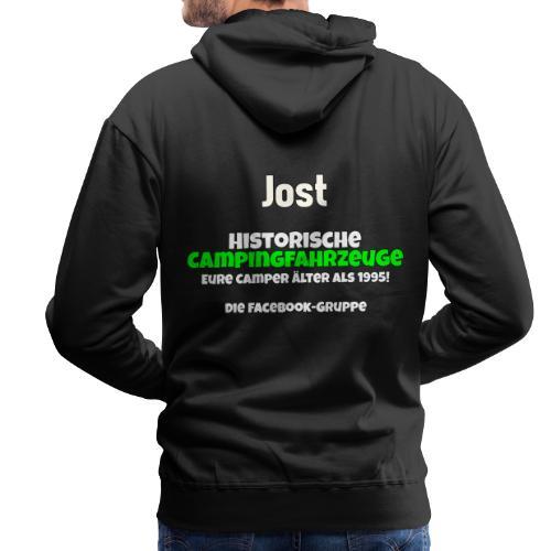 Shirt fuer Jost - Männer Premium Hoodie
