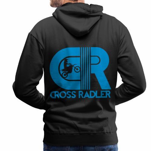 CR Logo - Männer Premium Hoodie