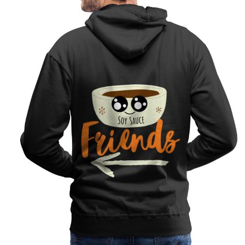 Best Friends - Sushi 2 - Männer Premium Hoodie