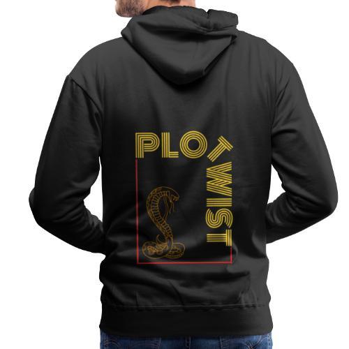 Plotwist - Männer Premium Hoodie