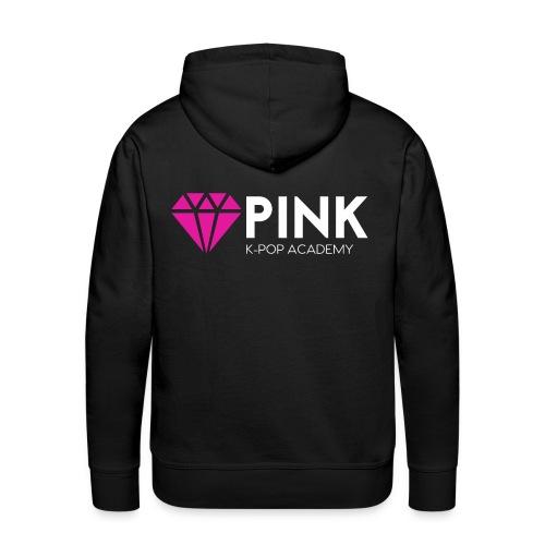 Pink K-Pop Acadmey - Men's Premium Hoodie
