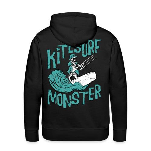 Kitesurf Monster - Männer Premium Hoodie