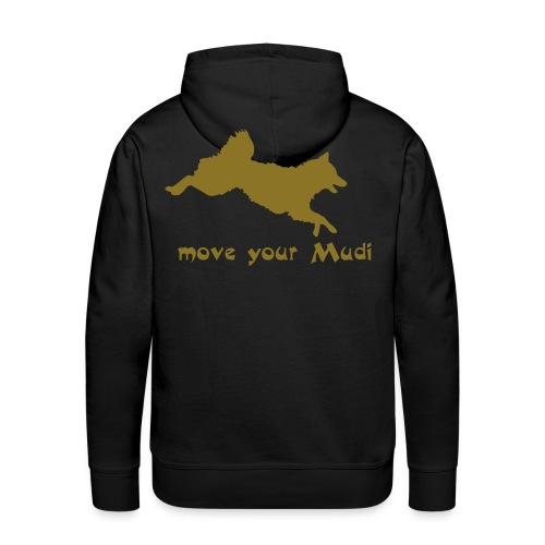 move your mudi - Men's Premium Hoodie