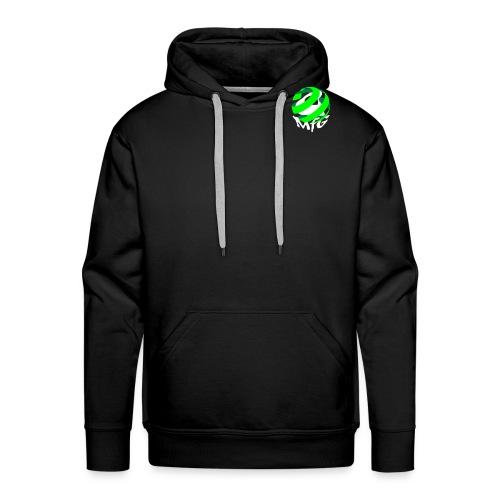 MfG Logo front mit TOXIA - Männer Premium Hoodie
