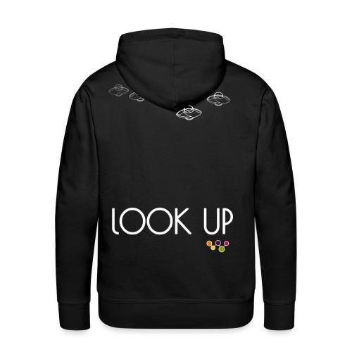 Look Up - Men's Premium Hoodie