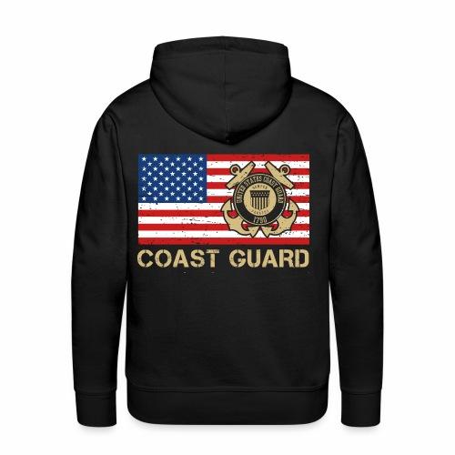 Coast Guard - Männer Premium Hoodie