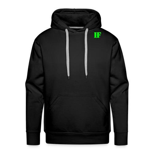 logo_HF - Sweat-shirt à capuche Premium pour hommes