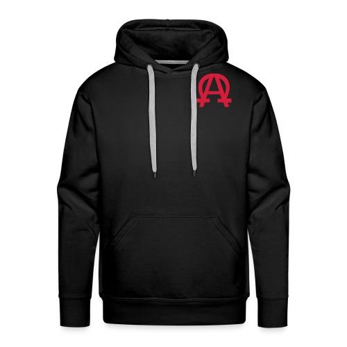 alpha-oméga - Sweat-shirt à capuche Premium pour hommes