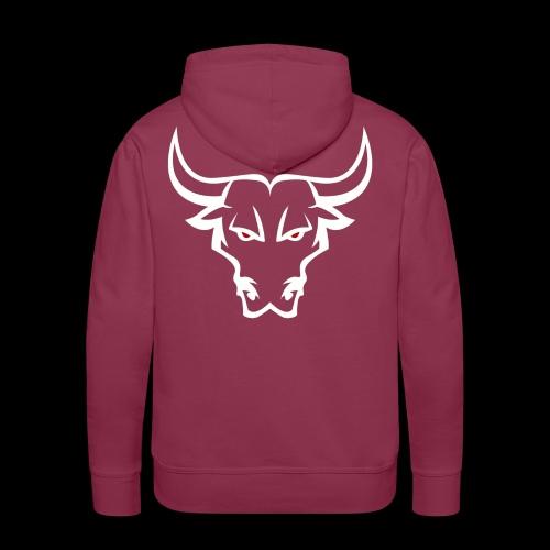 Taureau Urus - Sweat-shirt à capuche Premium pour hommes