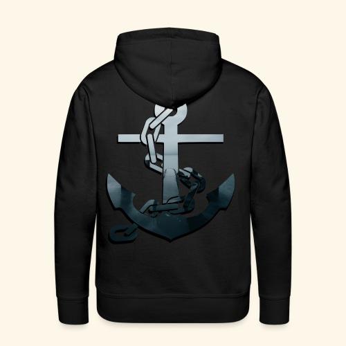 Anchor - Lake - Männer Premium Hoodie