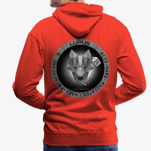 Lupus original - Männer Premium Hoodie