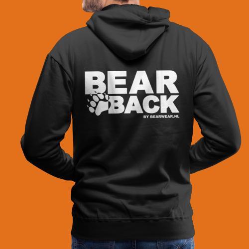 bearback new - Men's Premium Hoodie