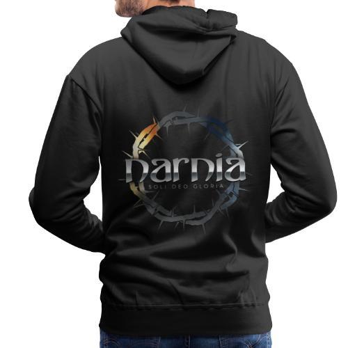 Narnia - Soli Deo Gloria - Men's Premium Hoodie