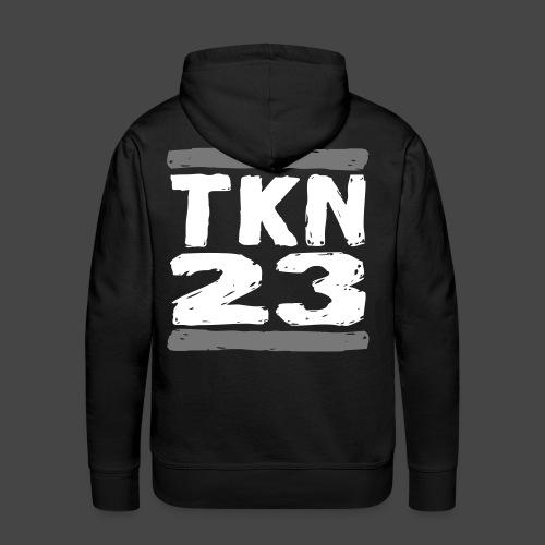TKN 23 - Sweat-shirt à capuche Premium pour hommes