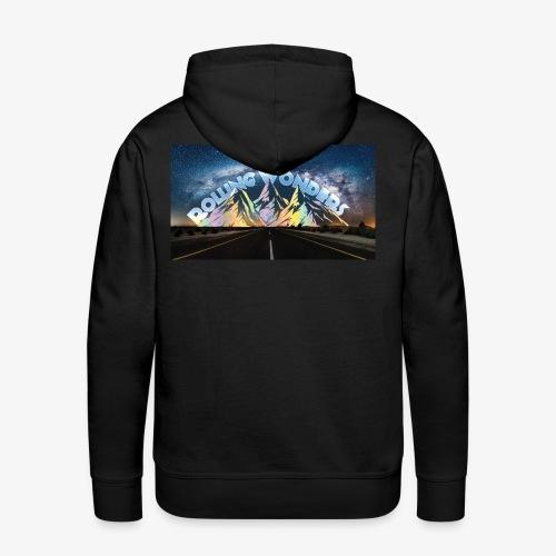 ROLLING WONDERS - Mannen Premium hoodie