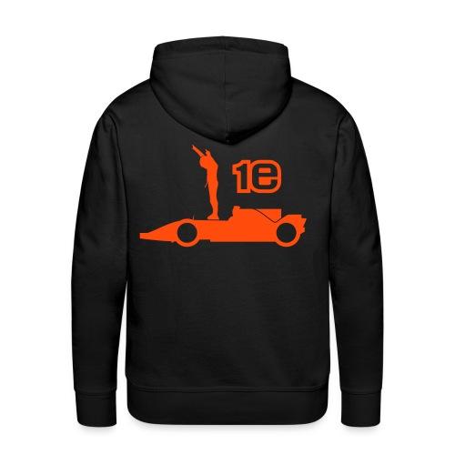 Winnaar 1e - Mannen Premium hoodie