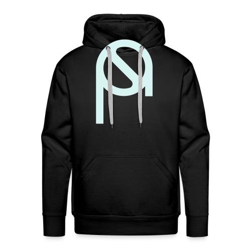 pentagramePOSAOK - Sweat-shirt à capuche Premium pour hommes
