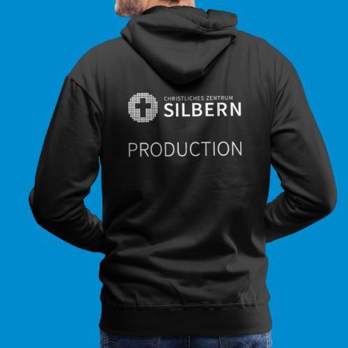 Silbern Production - Männer Premium Hoodie